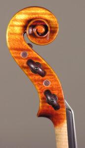 Altówka-2: 410 mm model Antonio Stradivari